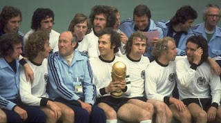 FIFA, World Cup, 1974, winners, champions, West Germany, WC 1974, Netherlands ,team,  photo.