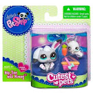 Littlest Pet Shop Mommy & Baby Rabbit (#2668) Pet