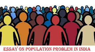 Essay on Population Problem in India