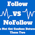 Basic Difference Between Nofollow and Do-Follow Links