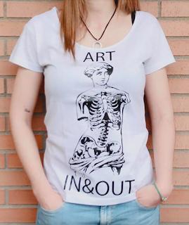 Camiseta Art in&out de La Gata Verde