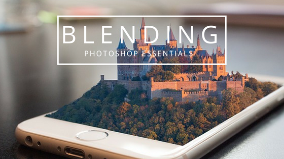 Blending, Photoshop Essential