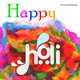 Happy holi wishes image