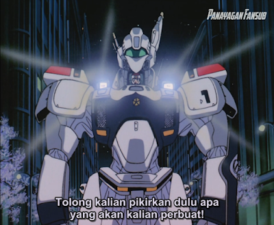 Download Mobile Police Patlabor Episode 22 Subtitle Indonesia