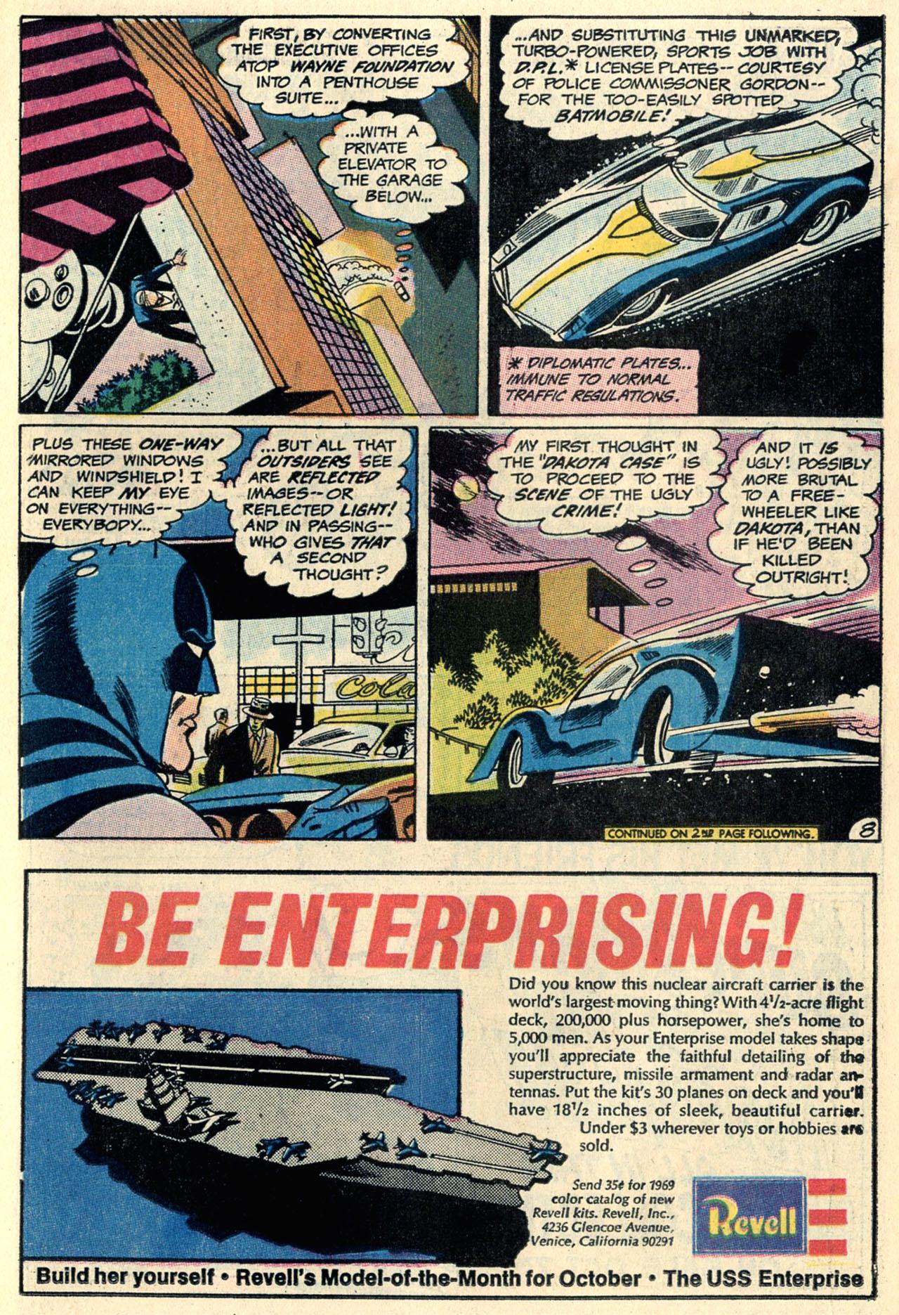 Detective Comics (1937) 394 Page 10