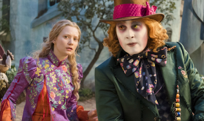 Review Film Alice Trough The Looking Glass