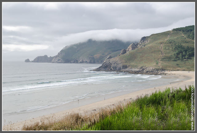 Playas de Galicia: Mar de Forna Finisterre