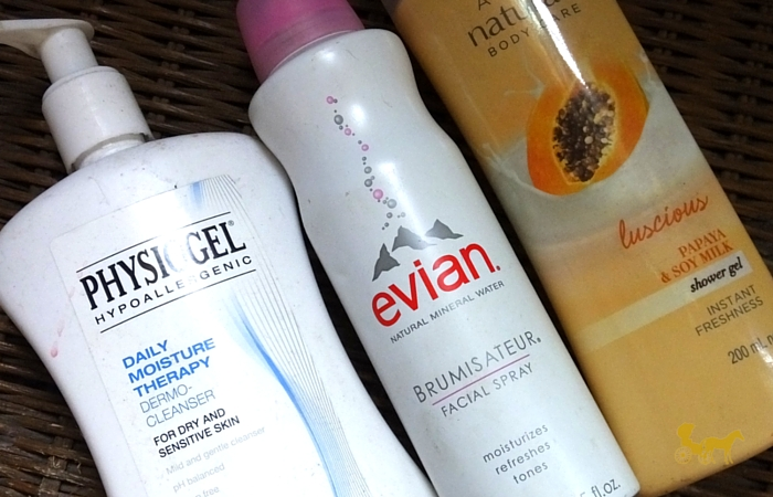 empties-march-2016-rucys-vanity-biore-oil-za-day-protector-khiels-kiehls-mentholatum-lipice-the-face-shop-cream-cleansing-evian-mist-physiogel-review-2