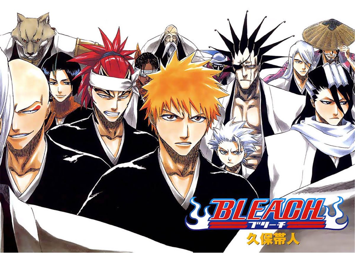Wes Bosen Bleach Anime Bleach Anime Wallpapers Bleach Anime Pictures