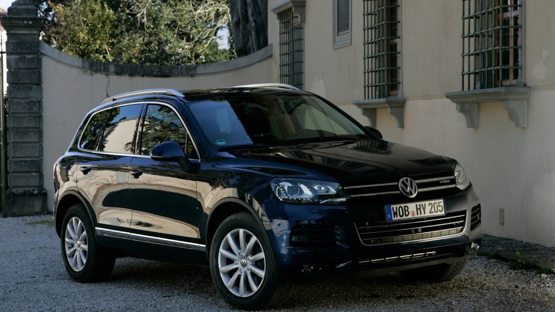 Volkswagen Touareg HD Wallpapers 4