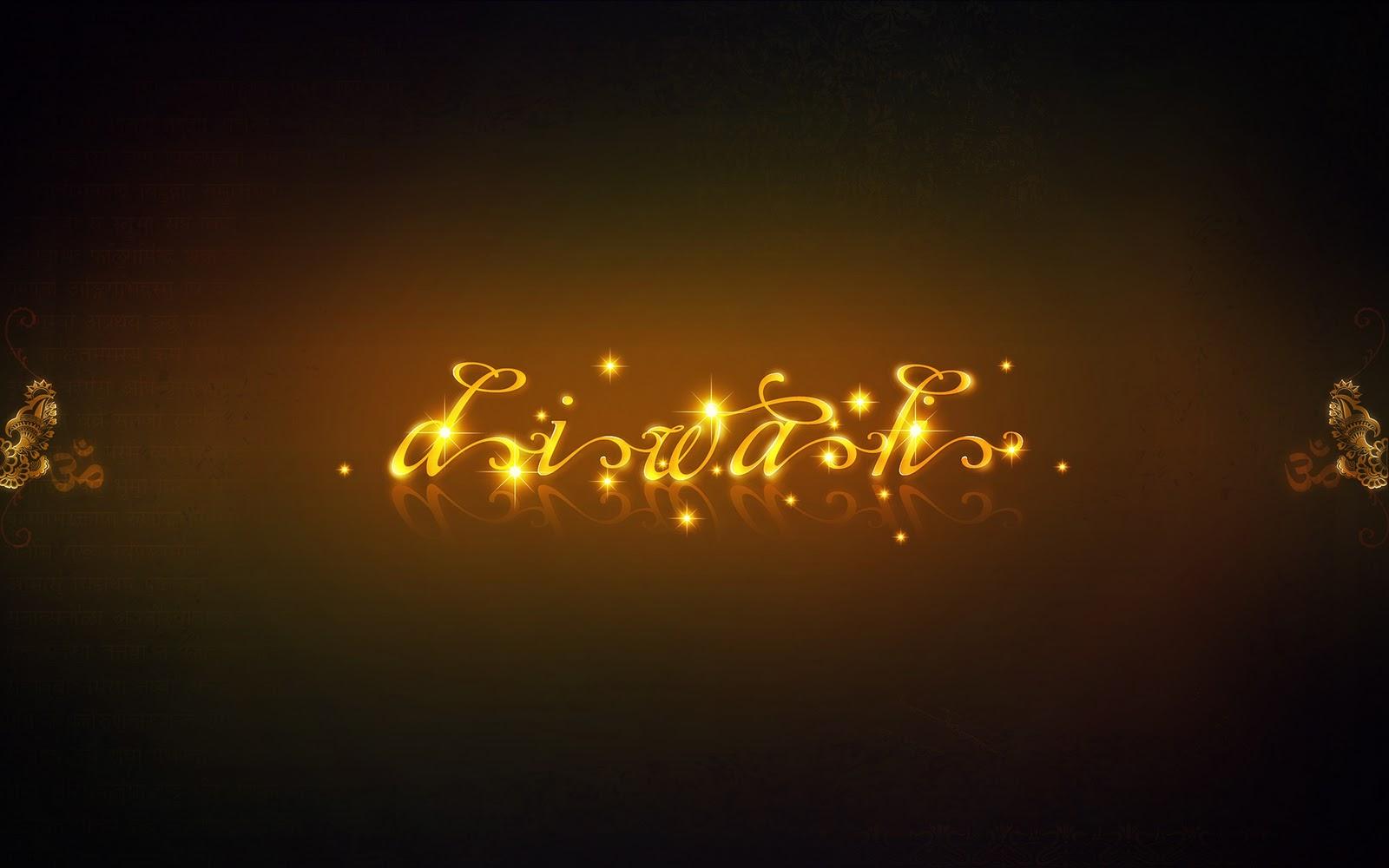 Happy Diwali Wishes 3d Greetings With Laxmiji And Ganpati