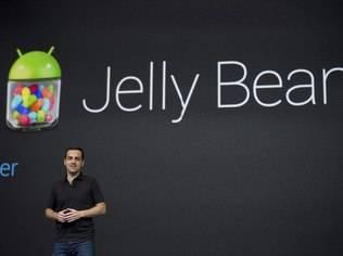 Jelly Bean é rápido