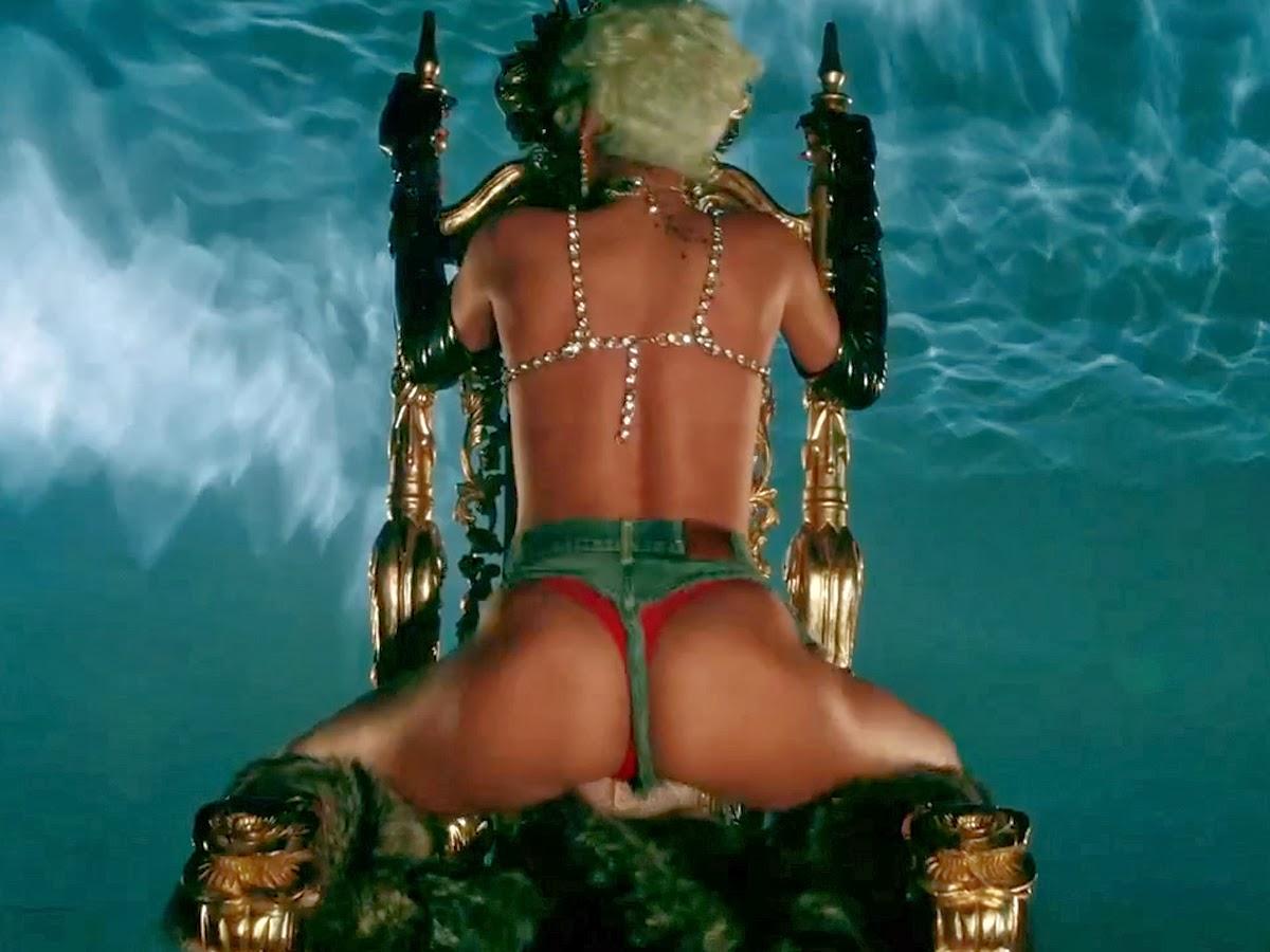 Rihanna pour it up porn music remix