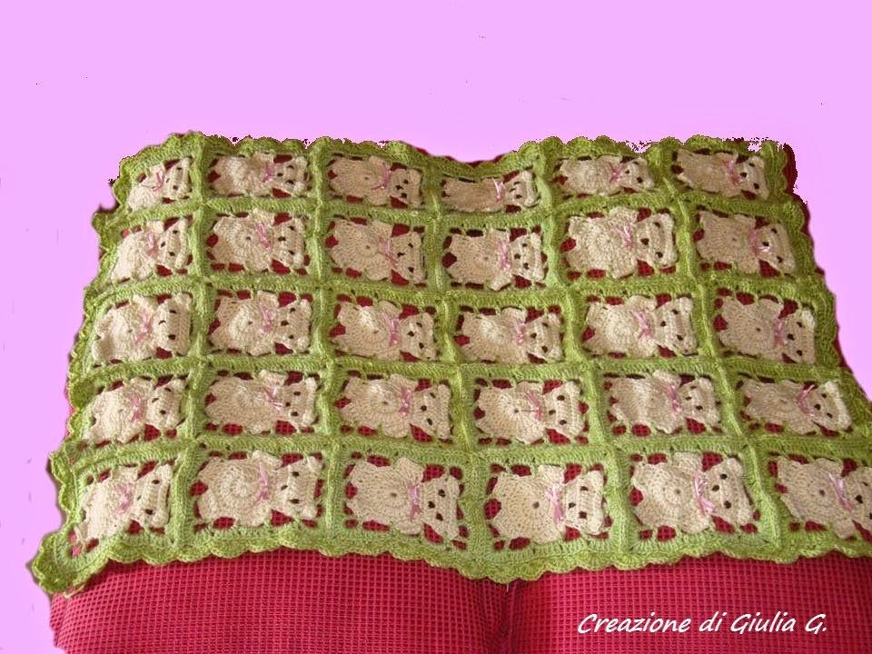 Tutorial orsetto amigurumi seconda parte my crafts and diy