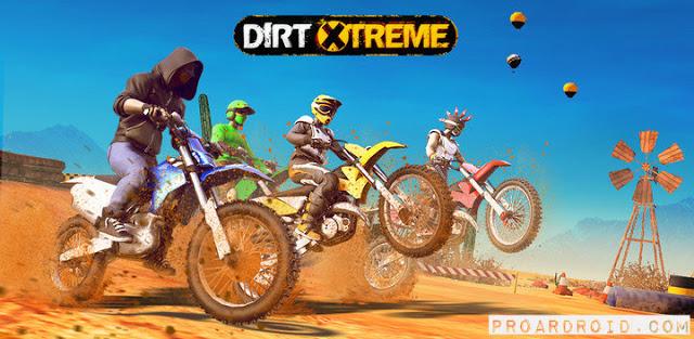 لعبة سباق الدراجات Dirt Xtreme v1.4.1 كاملة للأندرويد (اخر اصدار) A25D8X+%281%29