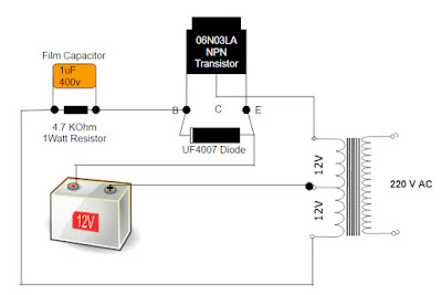 100 w inverter circuit diagram homemade diy howto make: easy simple 12 volt dc battery to 220 volt ac inverter circuit 6 volt inverter circuit diagram #12