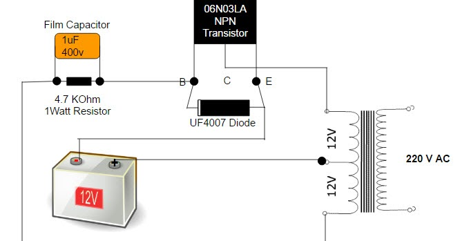 Mini Power Inverter Circuit Diagram Nonstopfree Electronic Circuits