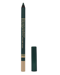 Revlon ColorStay One-Stroke Defining Eyeliner Kajal in Glazed Green, MRP-min