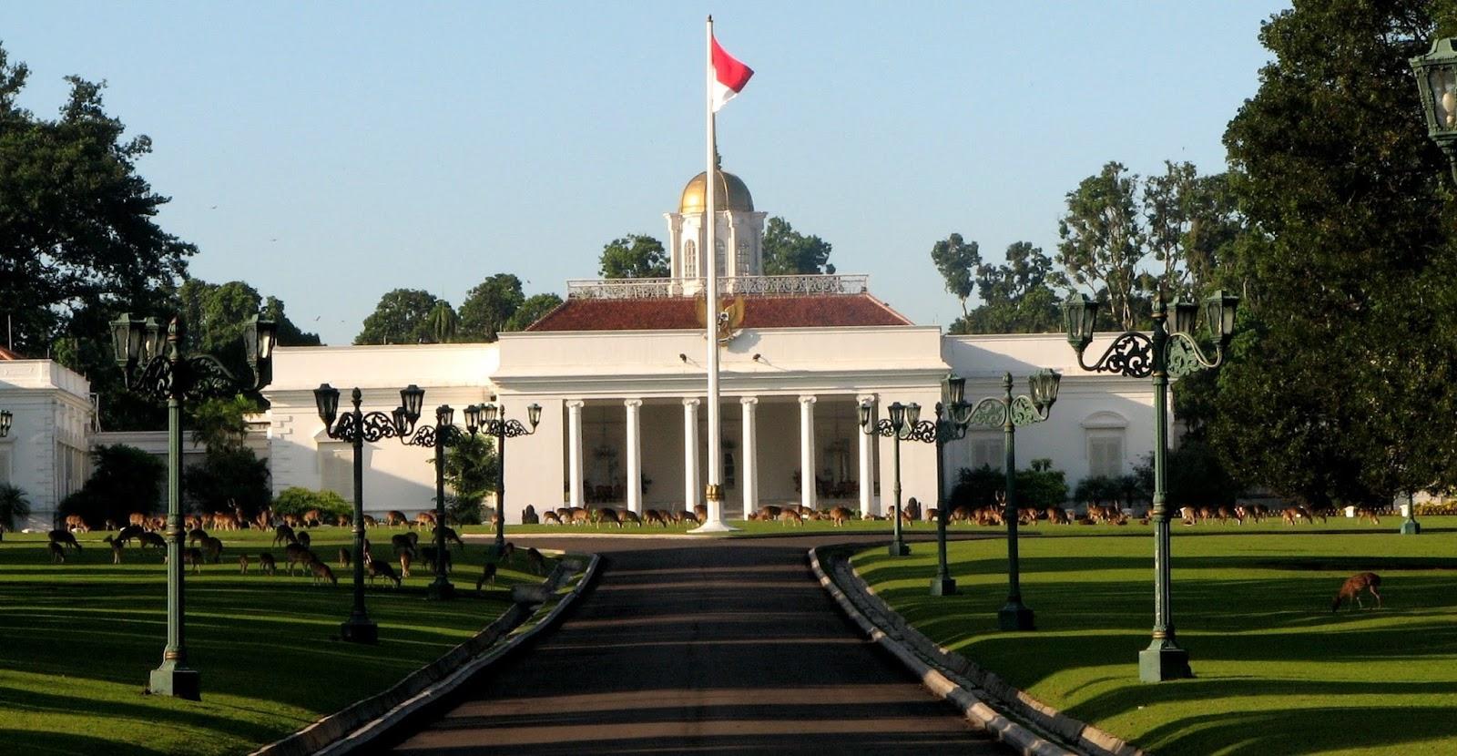 Sketsa Kata Rang Danau Sekilas Mengenal Istana Kepresidenan