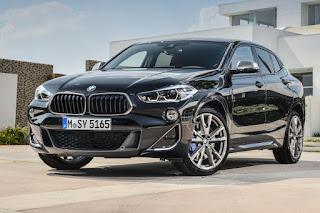 BMW X2 M35i (2019) Front Side