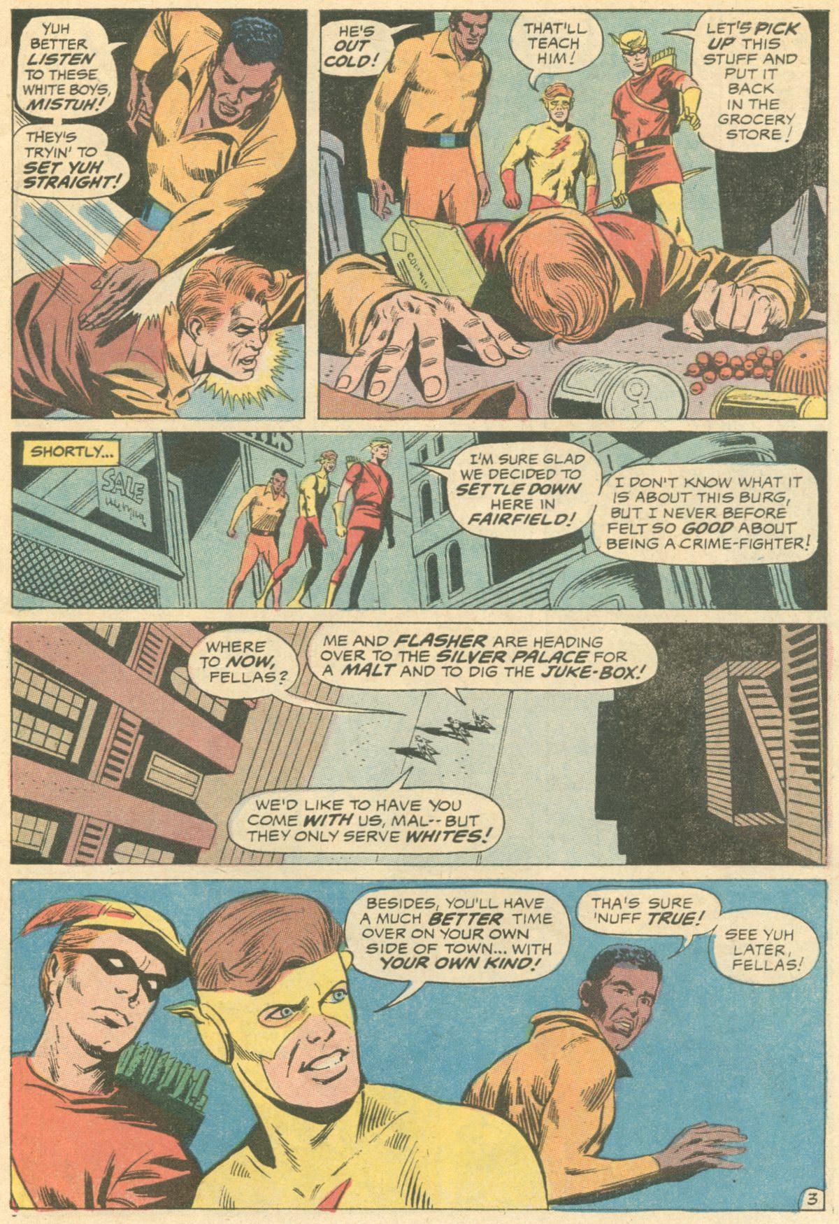 Read online World's Finest Comics comic -  Issue #205 - 5