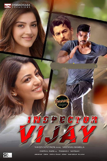 Inspector Vijay (Kavacham)2019 Hindi Dubbed 720p HDRip 1.04Gb