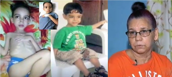 Campaña en NY para salvar niño dominicano con Hipotonía Periférica Motora que ha sufrido tres paros respiratorios