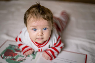 Infant Christmas Mini Ideas for San Diego California Photographers by Morning Old Fine Art