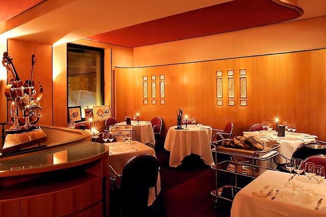 Restaurante L'Arpège em Paris
