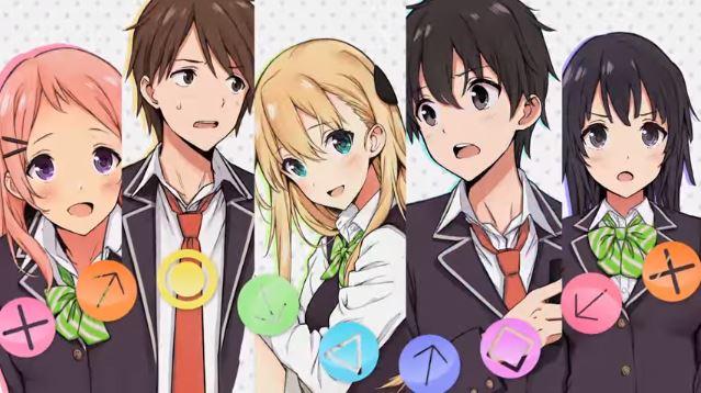 Gamers!, Anime Gamers!,Tải Về Gamers!