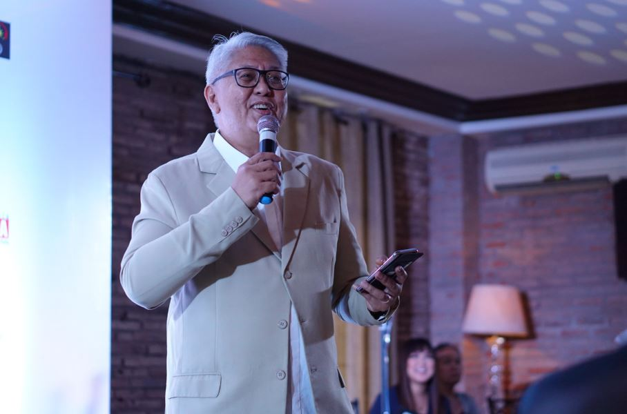 Philpop Board Member Mr. Ryan Cayabyab.