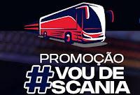 Promoção Vou de Ônibus Scania voudescania.com.br