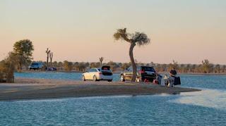 Al Qudra Lake Dubai
