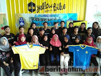 Tim Sepak Bola Putri Gresik Dilaunching