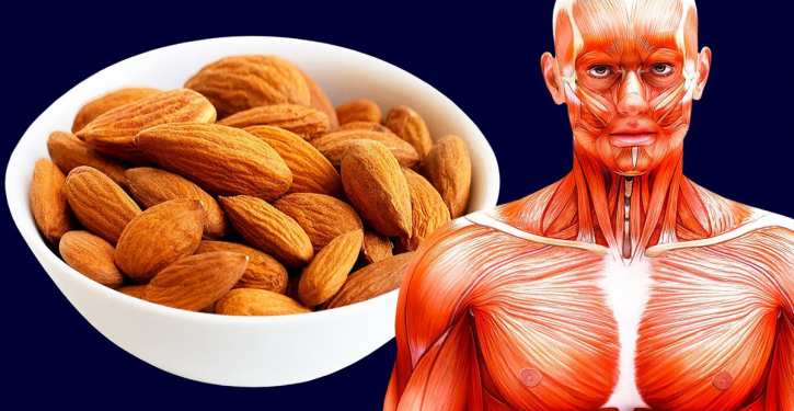 Here's How To Eat Almonds Every Day To Lower Blood Pressure, Cholesterol, Blood Sugar And More