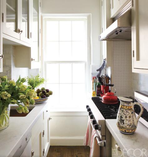 Elle Decor Kitchens: Splendid Sass: KITCHEN FAVORITES FROM ELLE DECOR