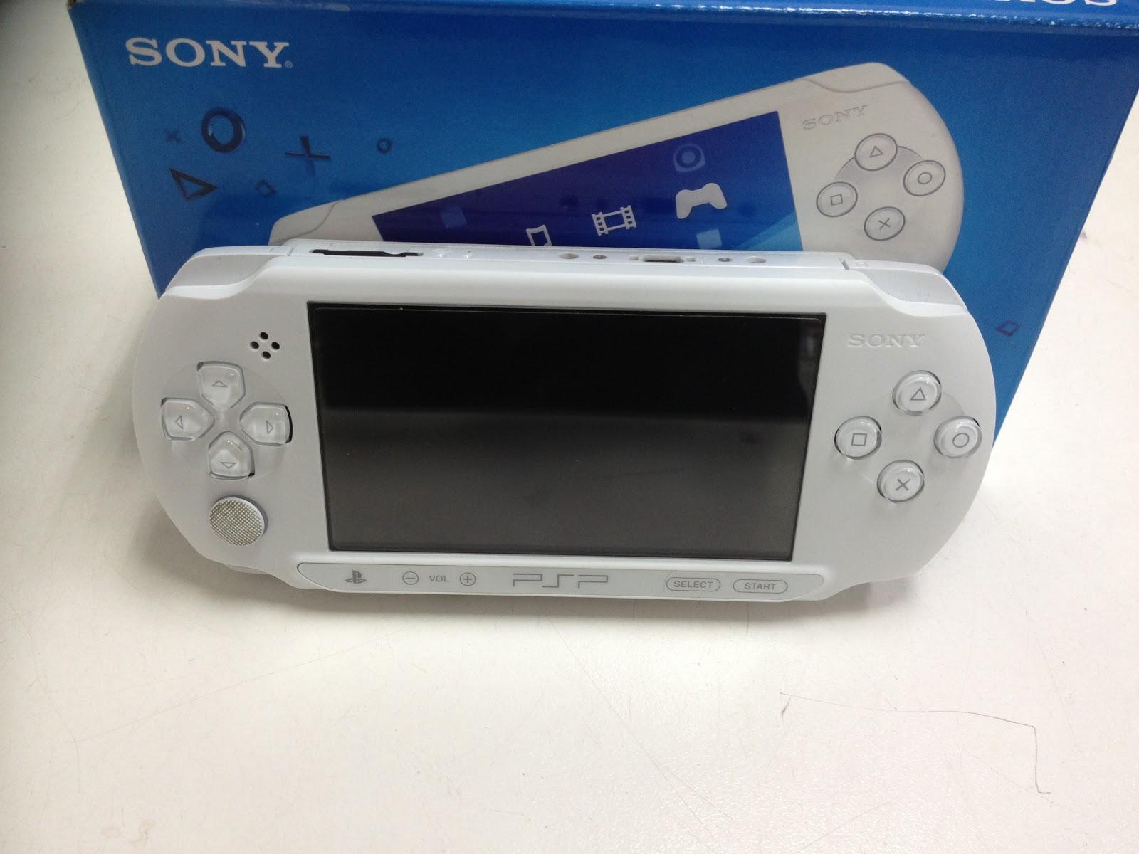 SONY PSP 1004 WHITE149 ONLY