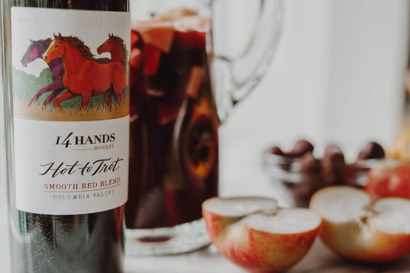 The Best Fall Sangria