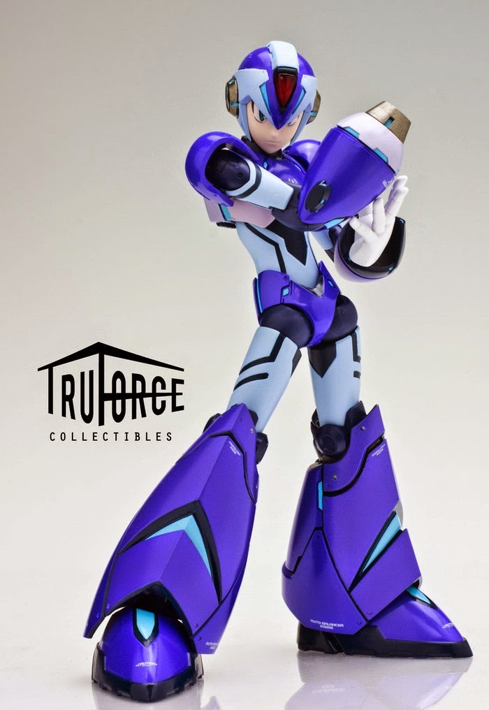 Mega Man X by TrueForce Collectibles