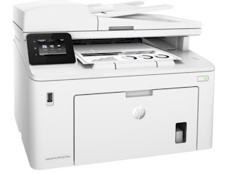 HP LaserJet Pro MFP M227fdw Drivers Download