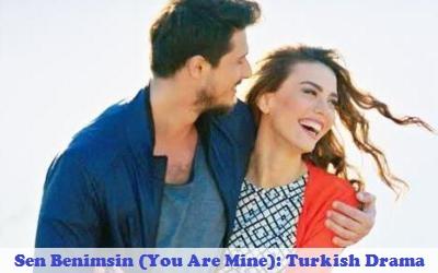 Sen Benimsin (You Are Mine) Cast