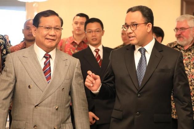 Gerindra Jabar klaim PKS dan PAN setuju Anies jadi cawapres Prabowo