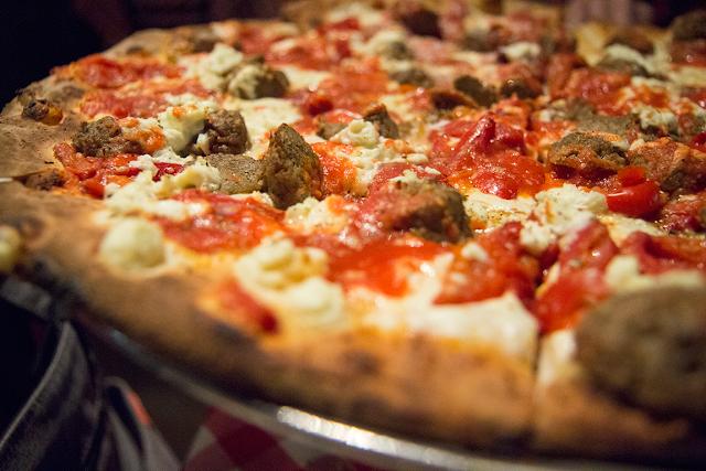 Grimaldi's Birthday Pizza Arizona