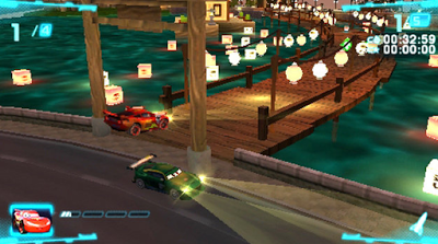 Cars 2 Game PPSSPP Android1