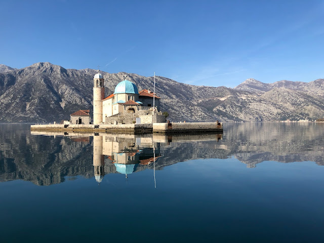 Perast - Our Lady of The Rocks
