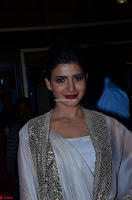 Samantha Ruth Prabhu cute in Lace Border Anarkali Dress with Koti at 64th Jio Filmfare Awards South ~  Exclusive 037.JPG