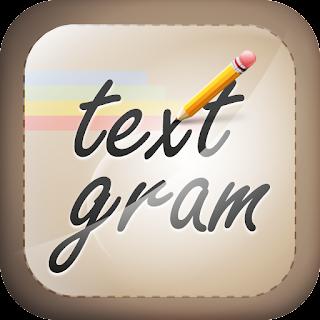تحميل برنامج textgram pro برابط مباشر للاندرويد
