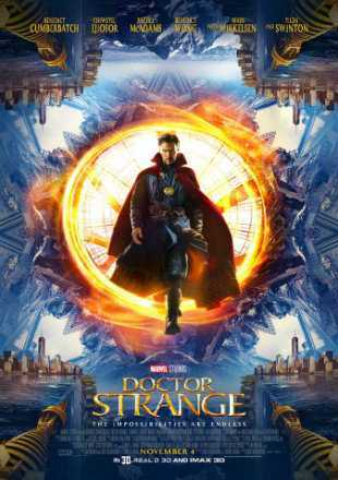 Doctor Strange 2016 BRRip 1080p Dual Audio Hindi English