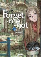 """Portada del cómic """"Forget me not"""", de Kenji Tsuruta"""