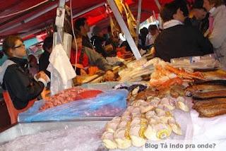 Fish Market em Bergen
